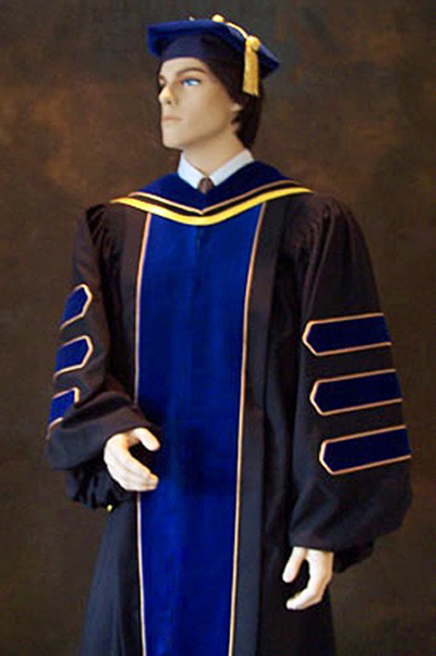 Custom Made Doctoral Regalia And Phd Gowns