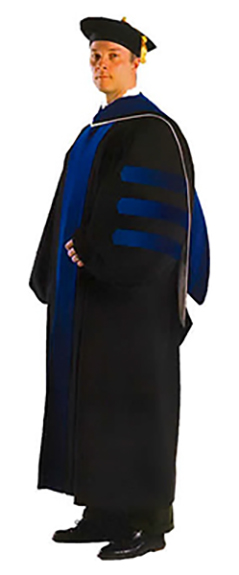 Ph.D. doctoral gowns for sale