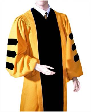 johns hopkins phd gown