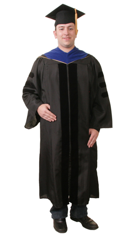 220ae19d7b We recommend the souvenir gowns for students graduating with doctorates who  will not be going into academia and therefore do not need a long lasting  gown.
